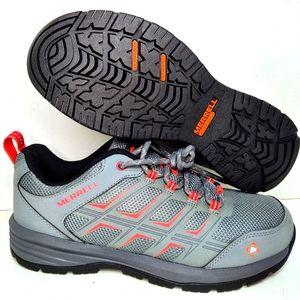 Merrell Men's Size 9 Composite Toe Work Shoe